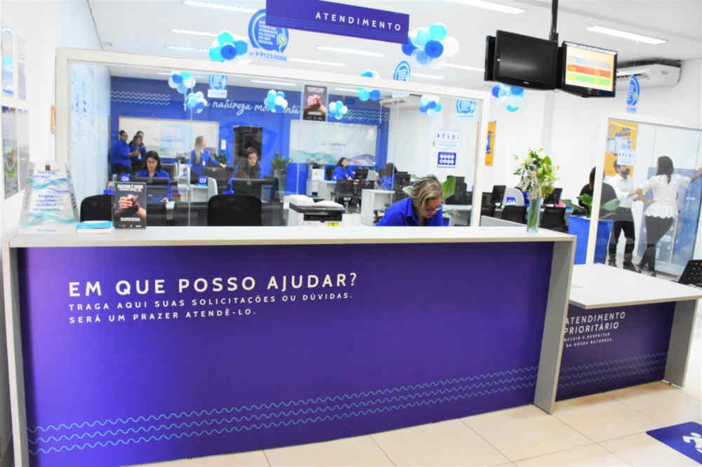 Repaginada, Loja de Atendimento da Águas Guariroba busca dar mais conforto para clientes
